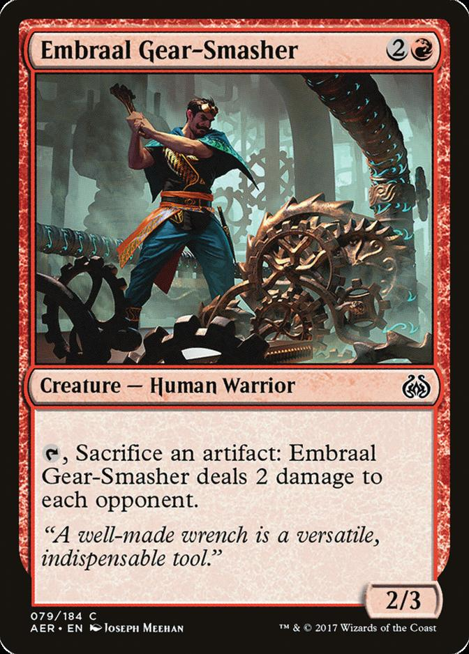 Embraal Gear-Smasher [AER]