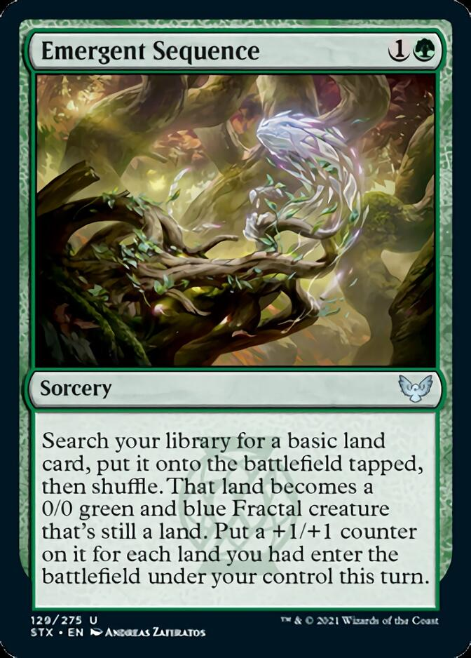 Emergent Sequence [STX]