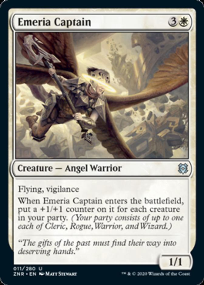 Emeria Captain [ZNR]