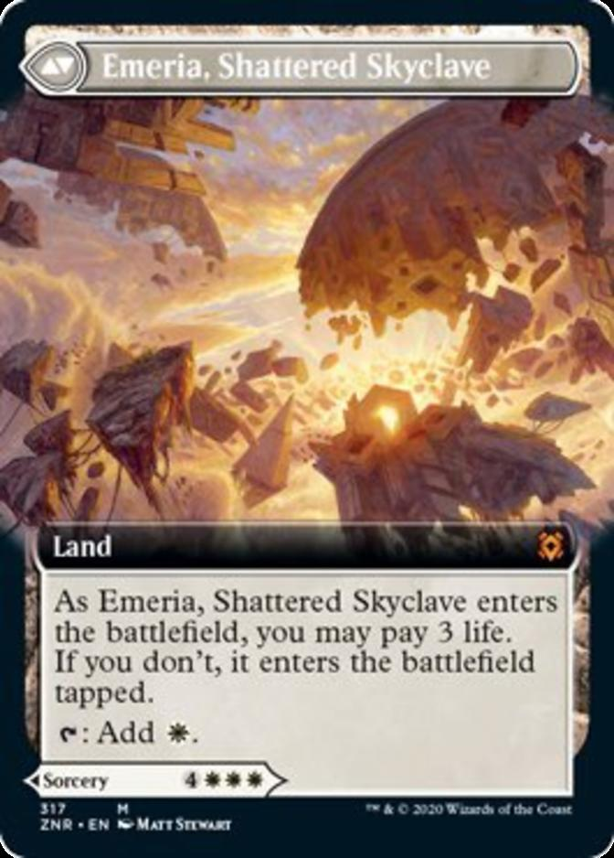 Emeria, Shattered Skyclave [PZNR]