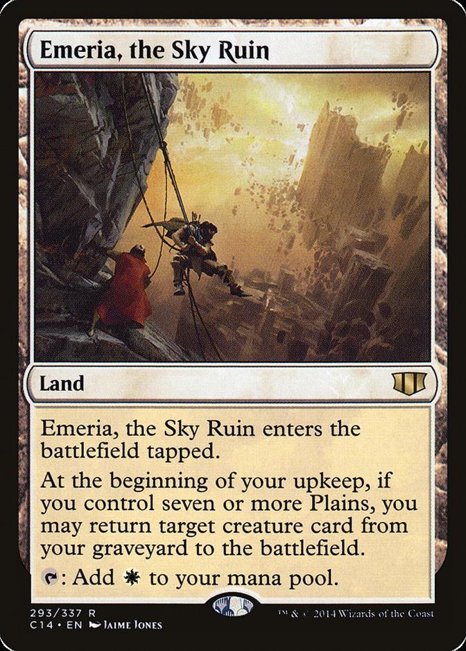 Emeria, the Sky Ruin [C14]