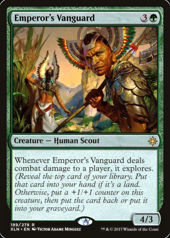 Emperor's Vanguard [XLN]