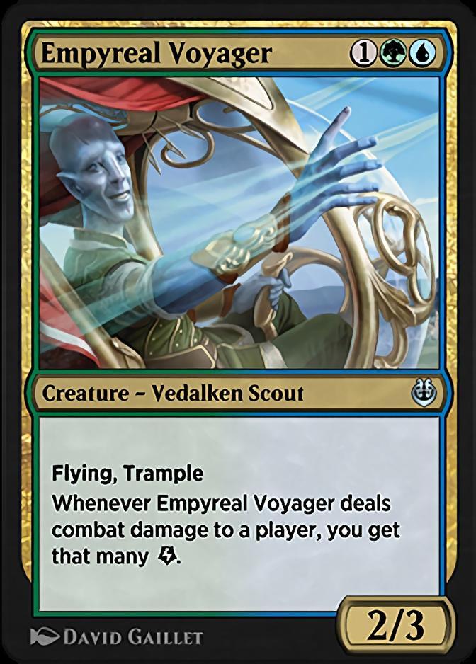 Empyreal Voyager [KLR]