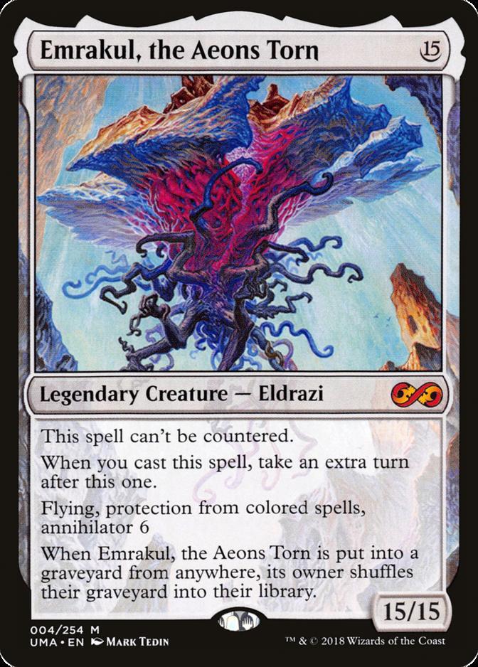 Emrakul, the Aeons Torn [UMA]