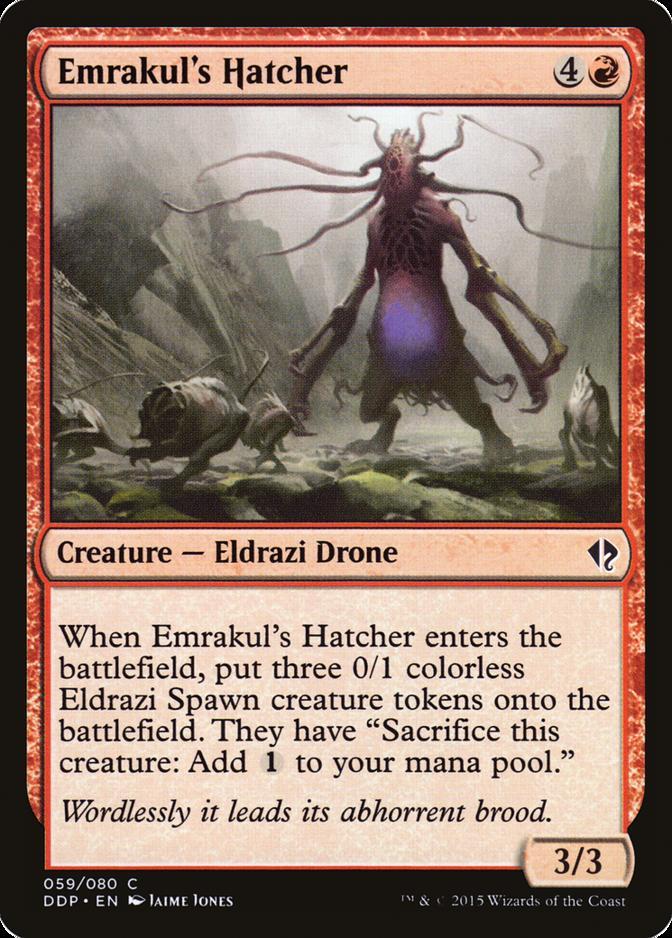 Emrakul's Hatcher [DDP]