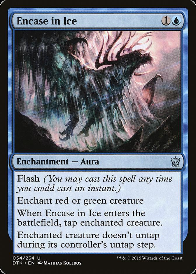Encase in Ice [DTK]