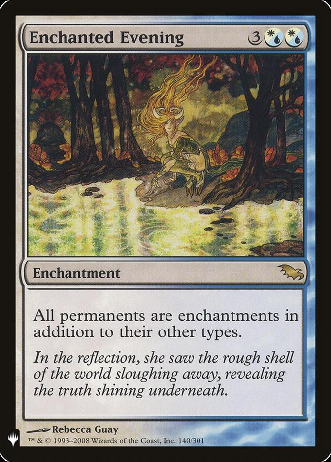 Enchanted Evening [MB1]