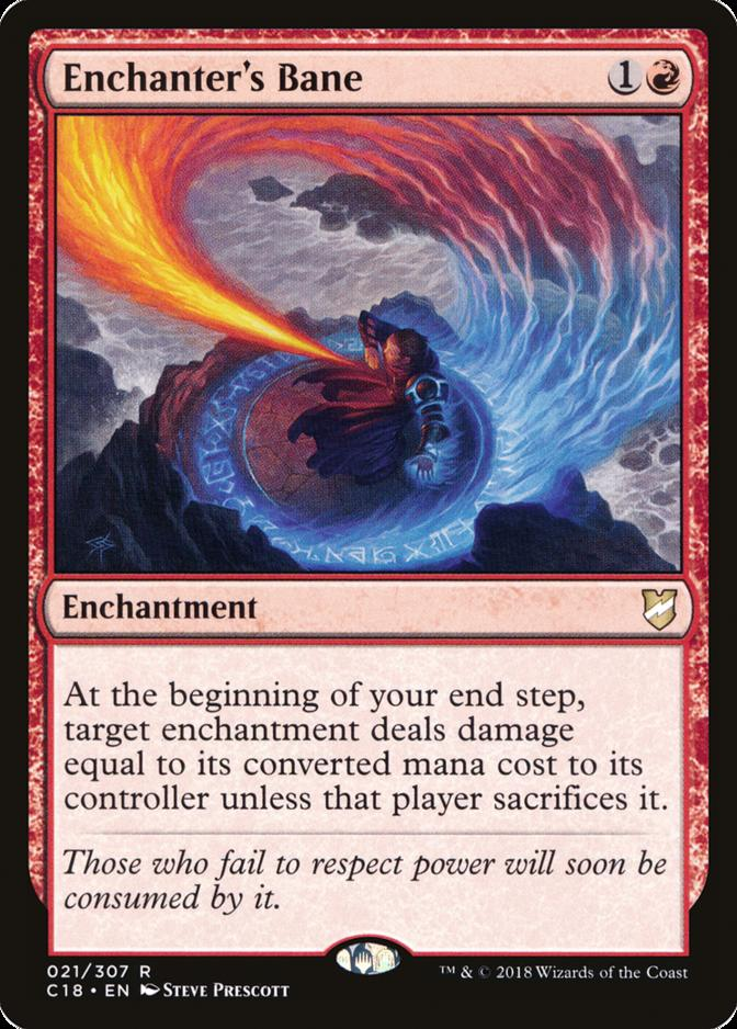 Enchanter's Bane [C18]