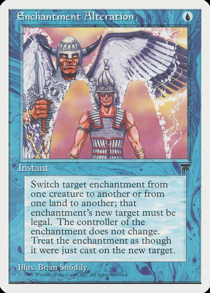 Enchantment Alteration [CHR]