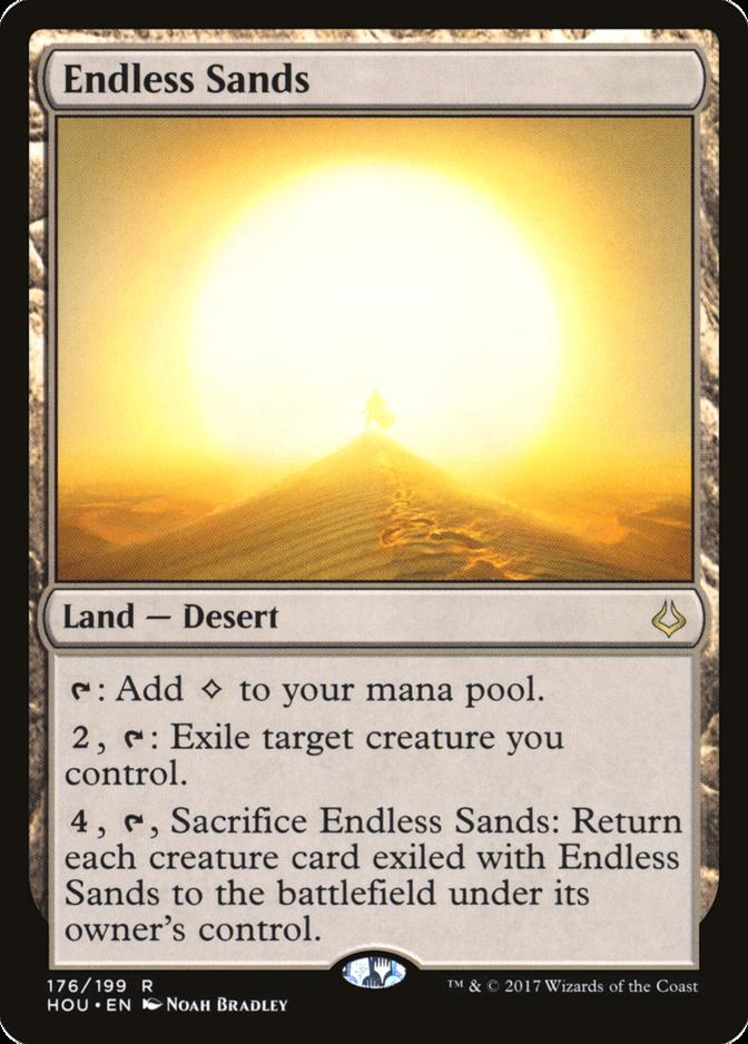 Endless Sands [HOU]