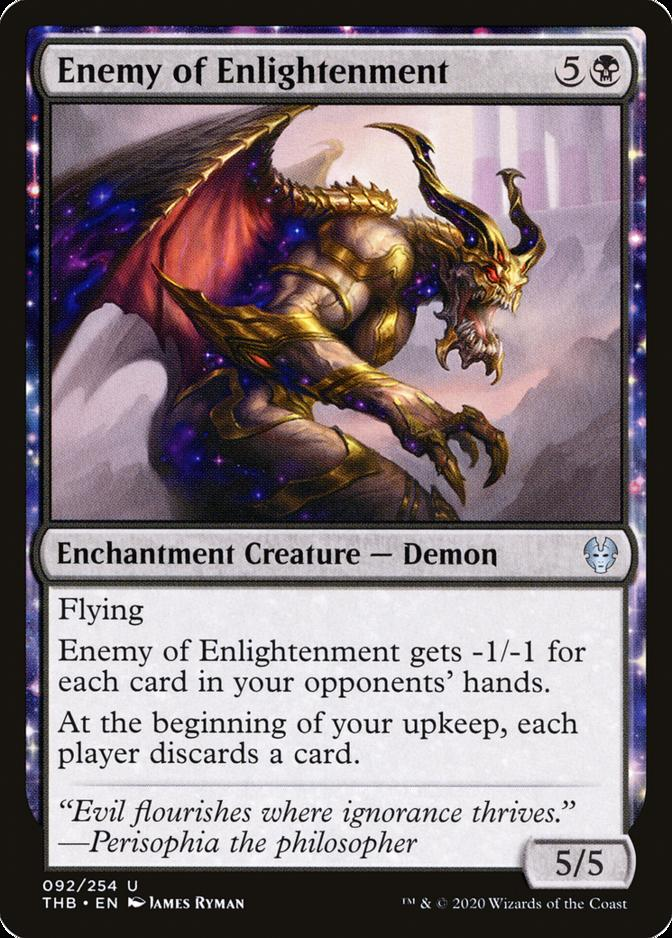 Enemy of Enlightenment [THB]