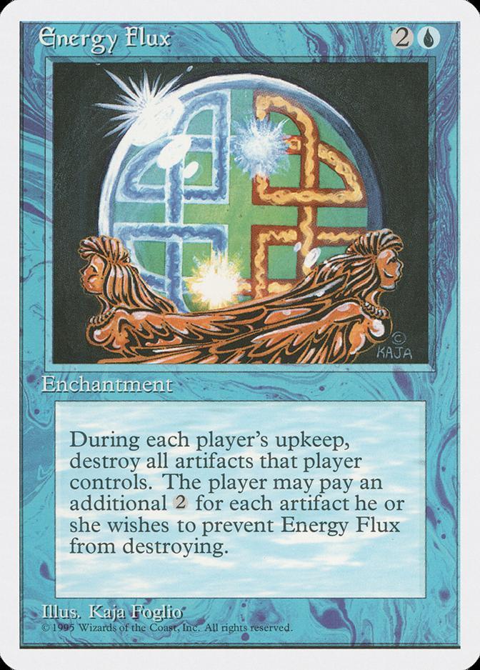 Energy Flux [4ED]