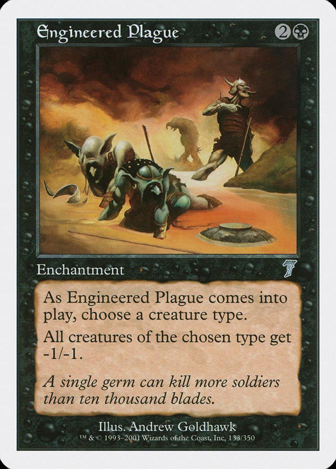 Engineered Plague [7E]
