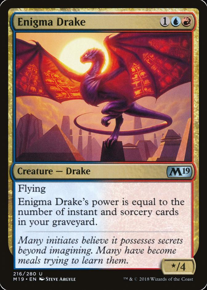 Enigma Drake [M19]