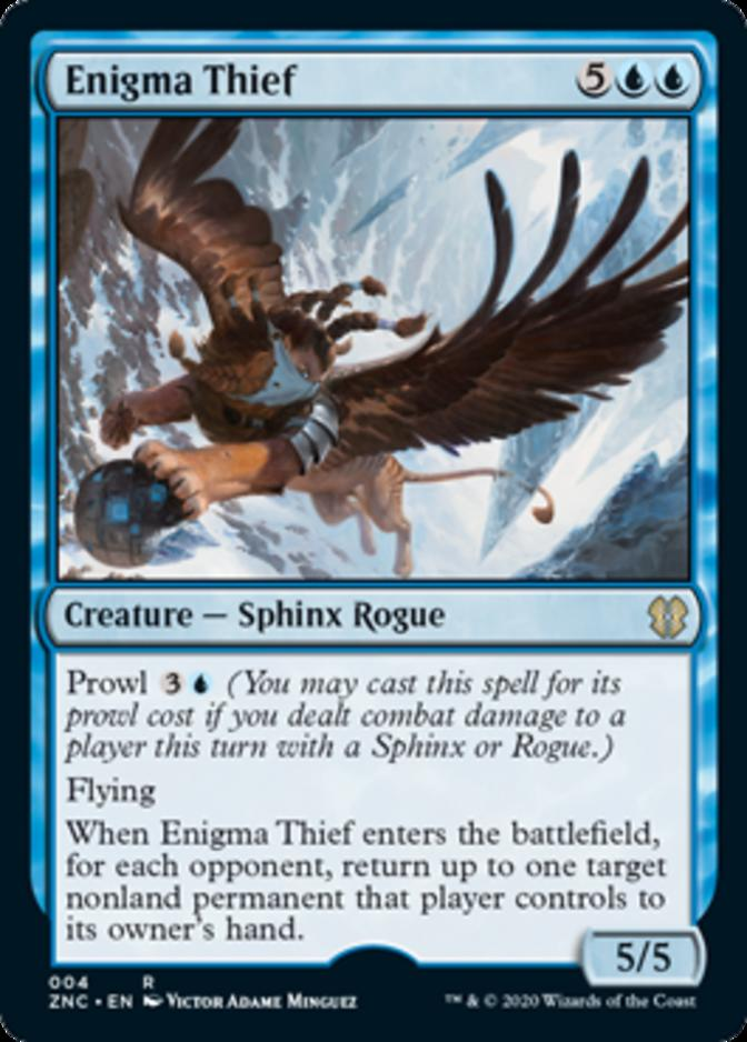 Enigma Thief [ZNC]