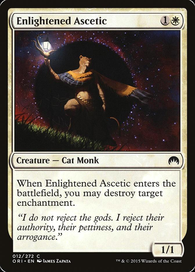 Enlightened Ascetic [ORI]