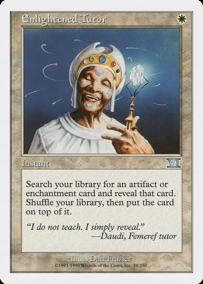 Enlightened Tutor [6ED]