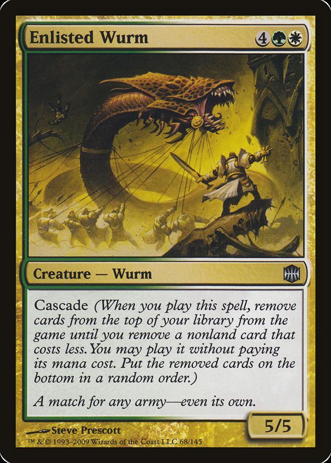 Enlisted Wurm [ARB]