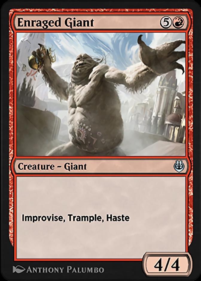 Enraged Giant [KLR]