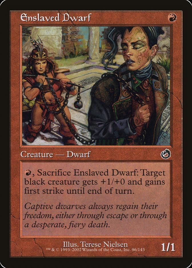 Enslaved Dwarf [TOR]