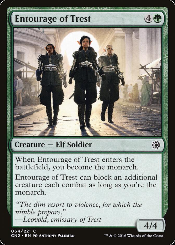 Entourage of Trest [CN2]