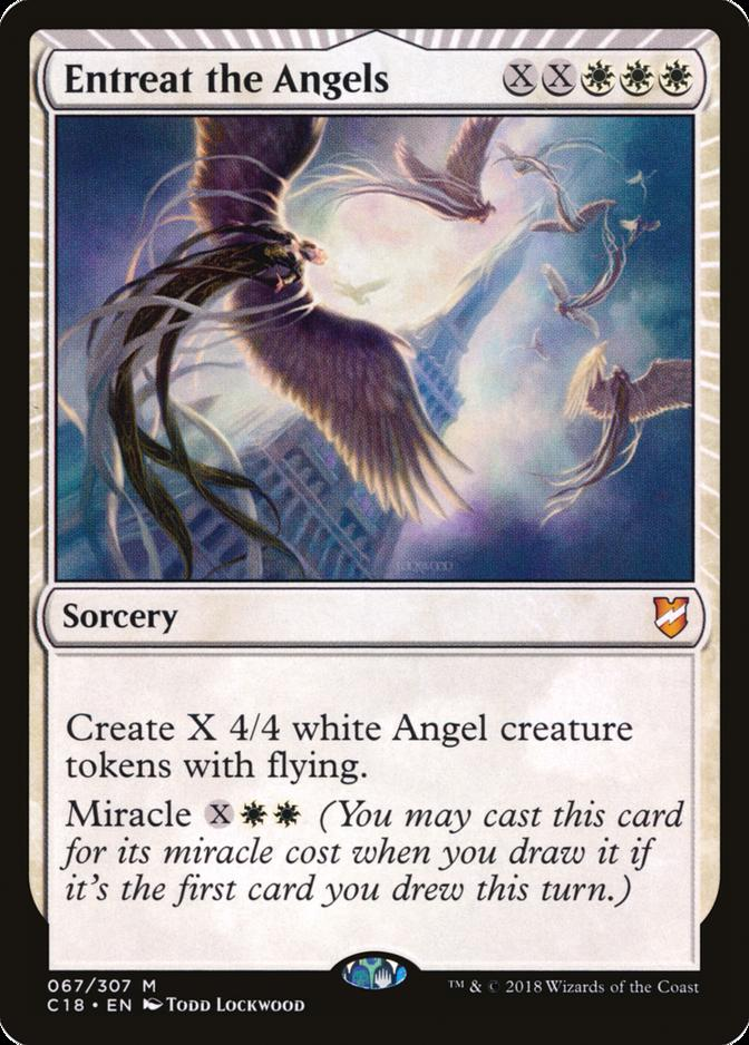 Entreat the Angels [C18]