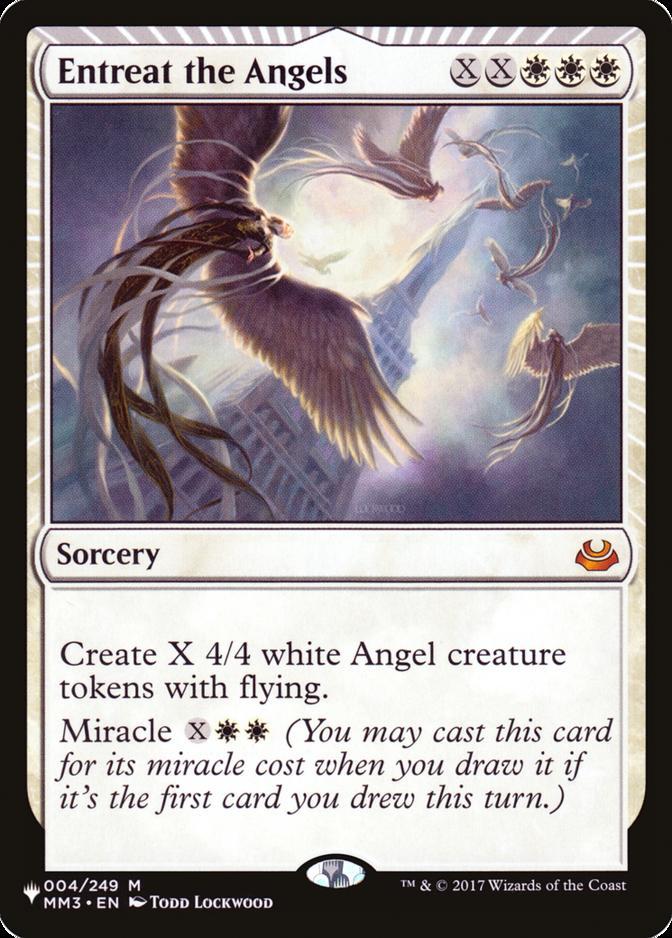 Entreat the Angels [PLIST]