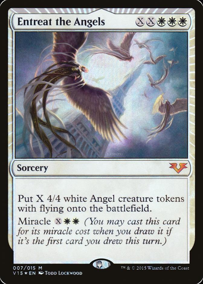 Entreat the Angels [V15]