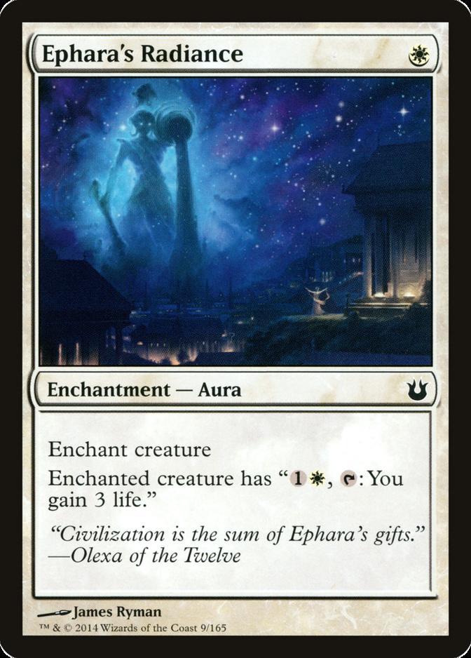 Ephara's Radiance [BNG] (F)