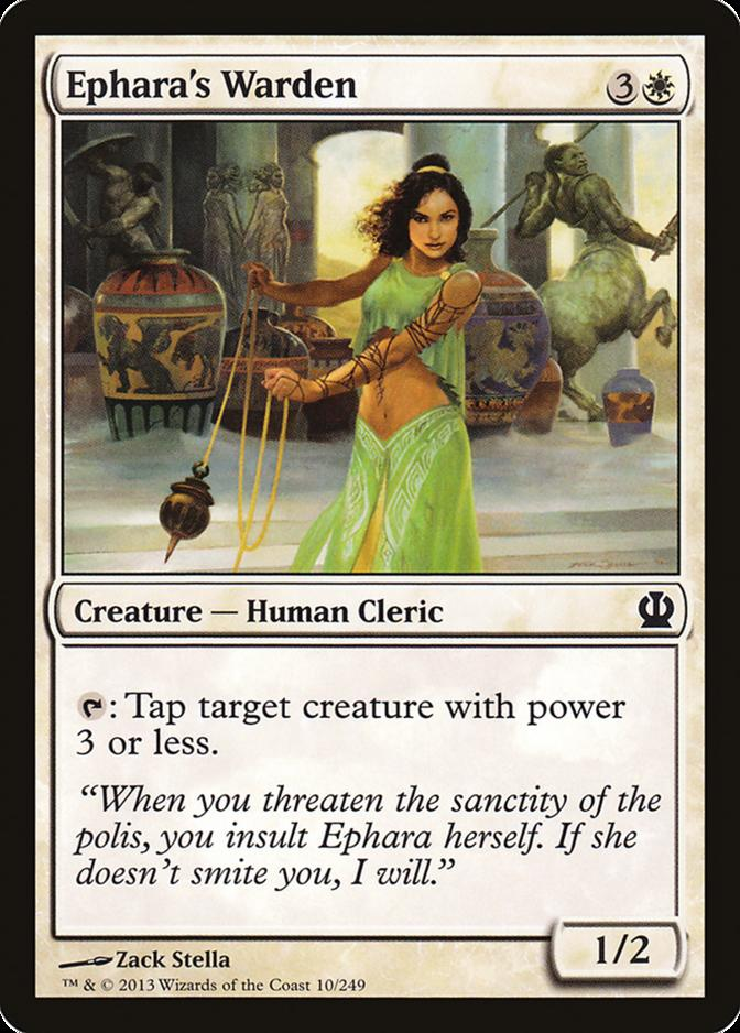 Ephara's Warden [THS]