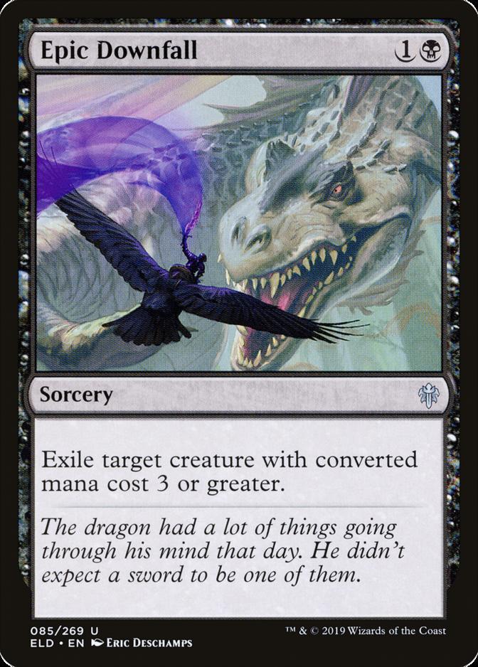 Epic Downfall [ELD]