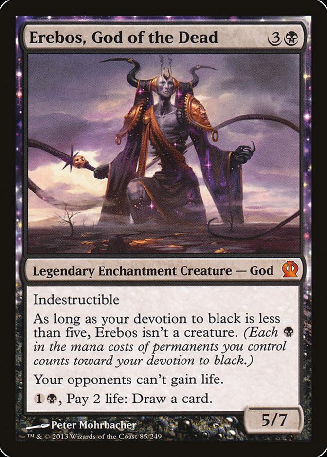 Erebos, God of the Dead [THS] (F)