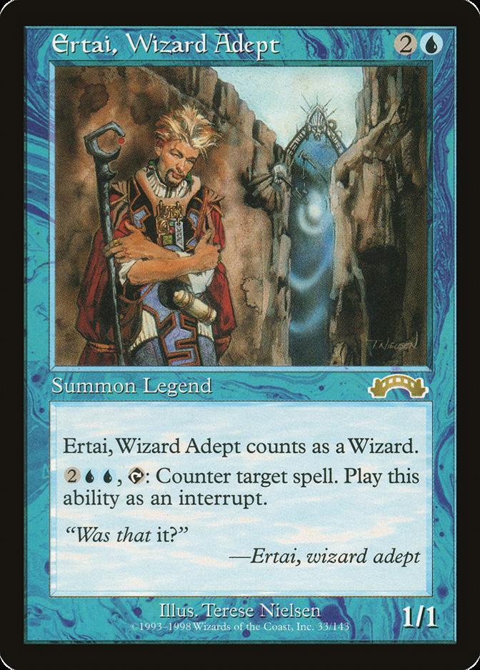 Ertai, Wizard Adept [EX]
