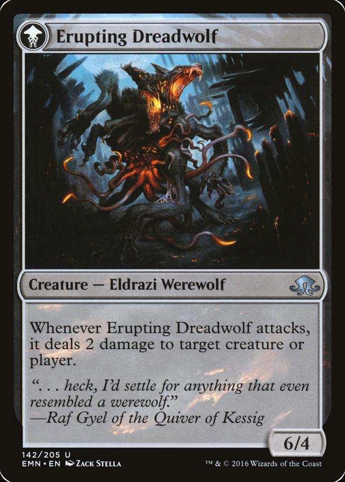 Erupting Dreadwolf [EMN]