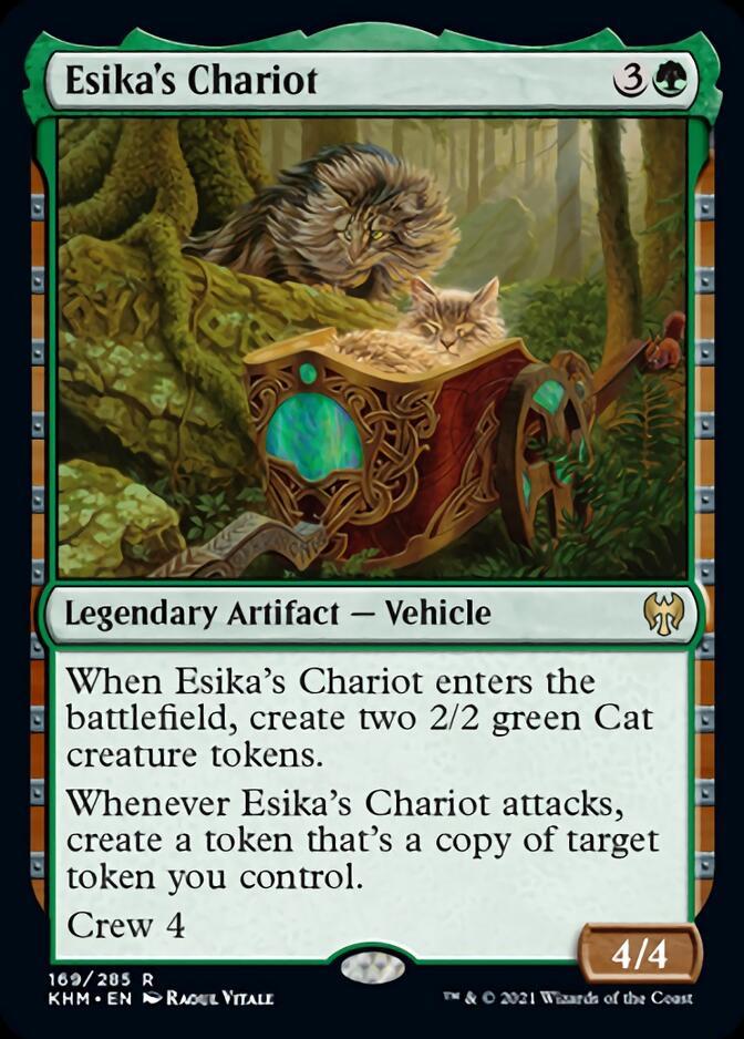 Esika's Chariot [KHM]