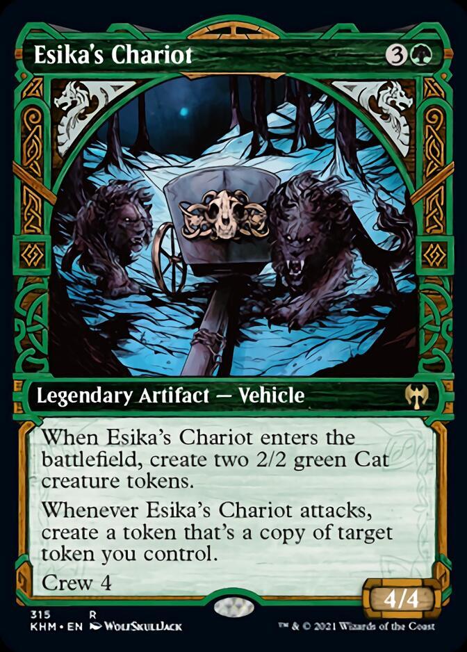 Esika's Chariot <showcase> [KHM]