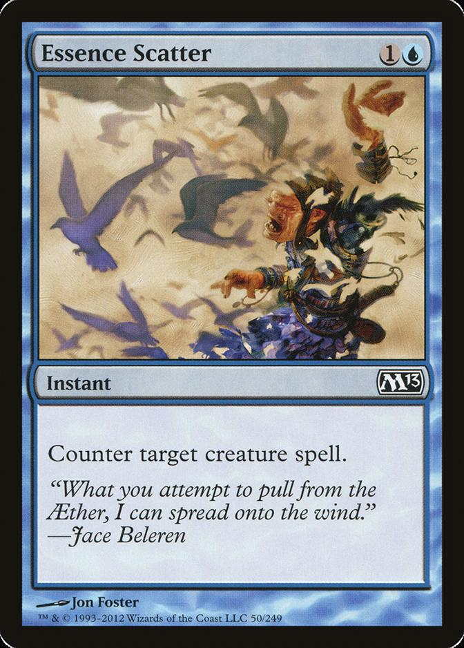 Essence Scatter [M13]