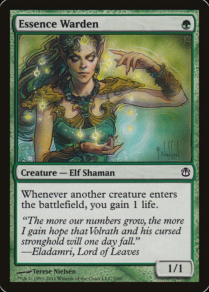 Essence Warden [DDH]