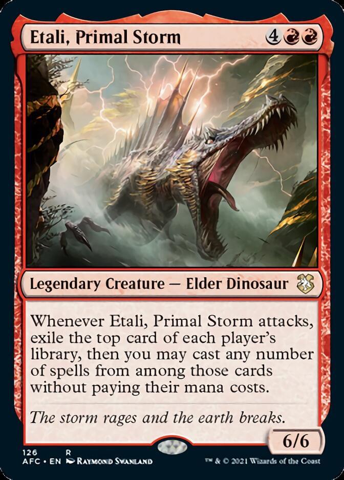 Etali, Primal Storm [AFC]