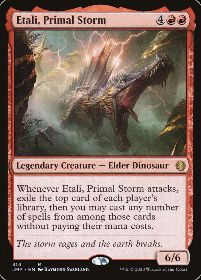 Etali, Primal Storm [JMP]