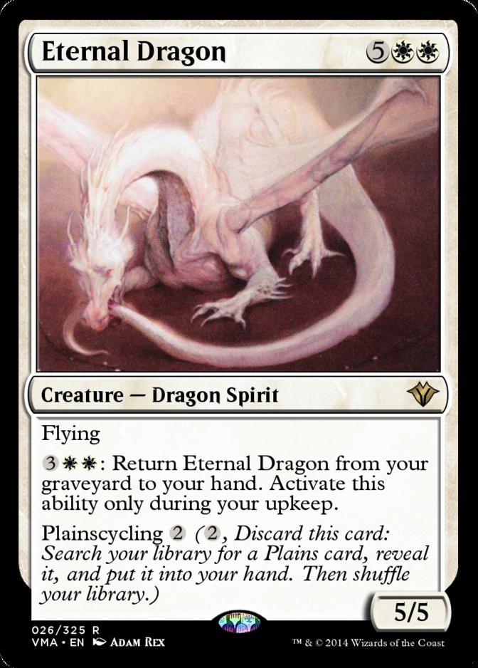 Eternal Dragon [VMA]