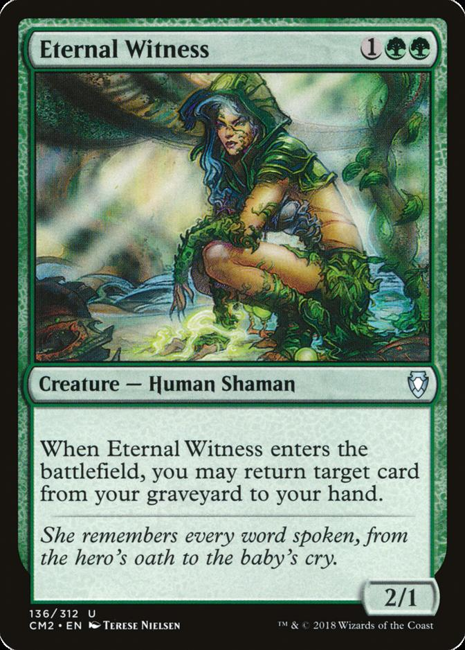 Eternal Witness [CM2]