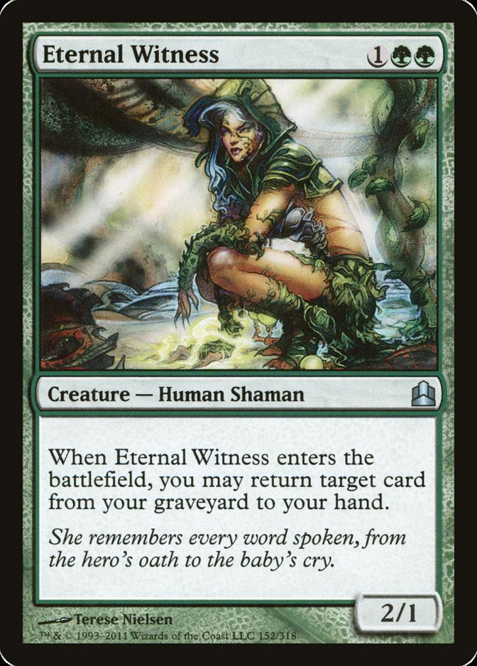 Eternal Witness [CMD]
