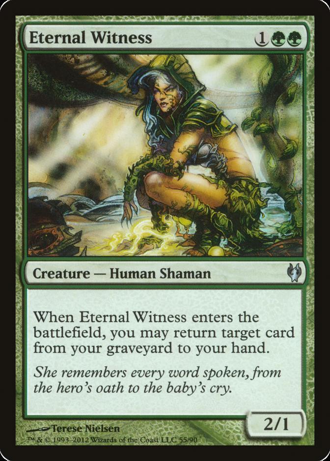 Eternal Witness [DDJ]