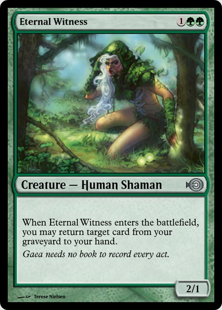 Eternal Witness [PRM]