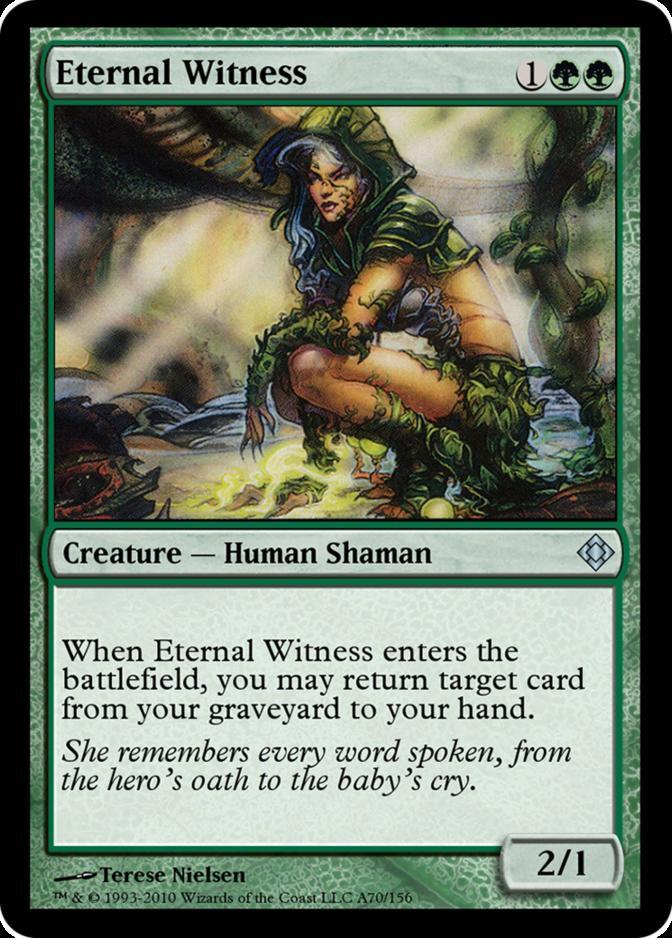 Eternal Witness [TD0]