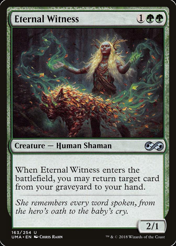 Eternal Witness [UMA]
