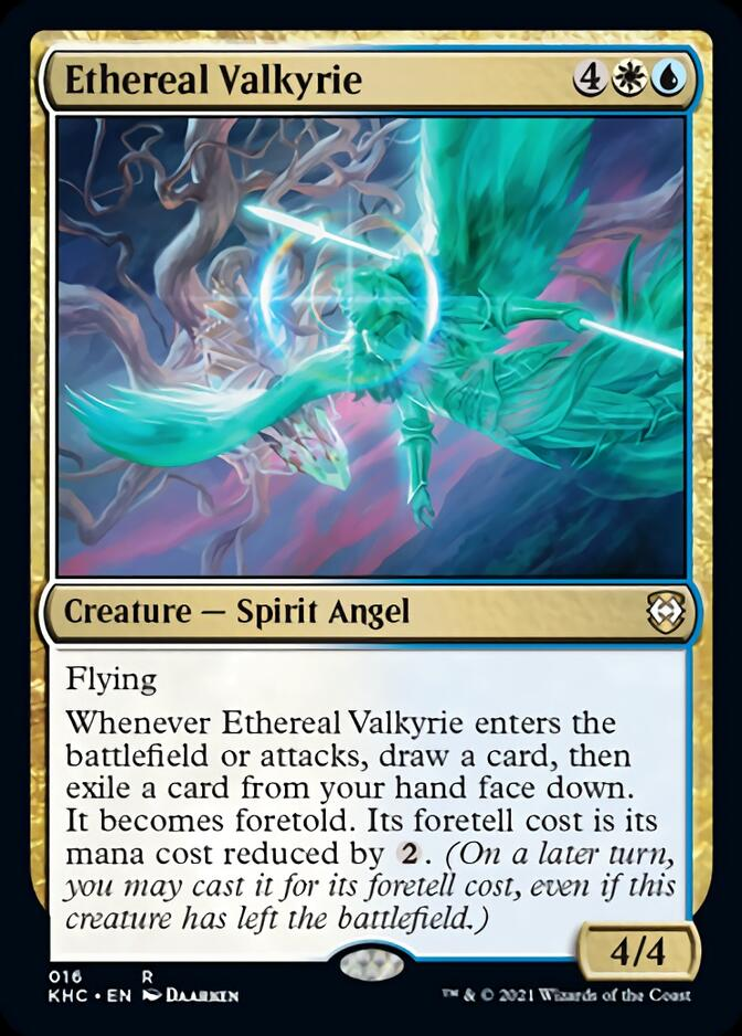 Ethereal Valkyrie [KHC]