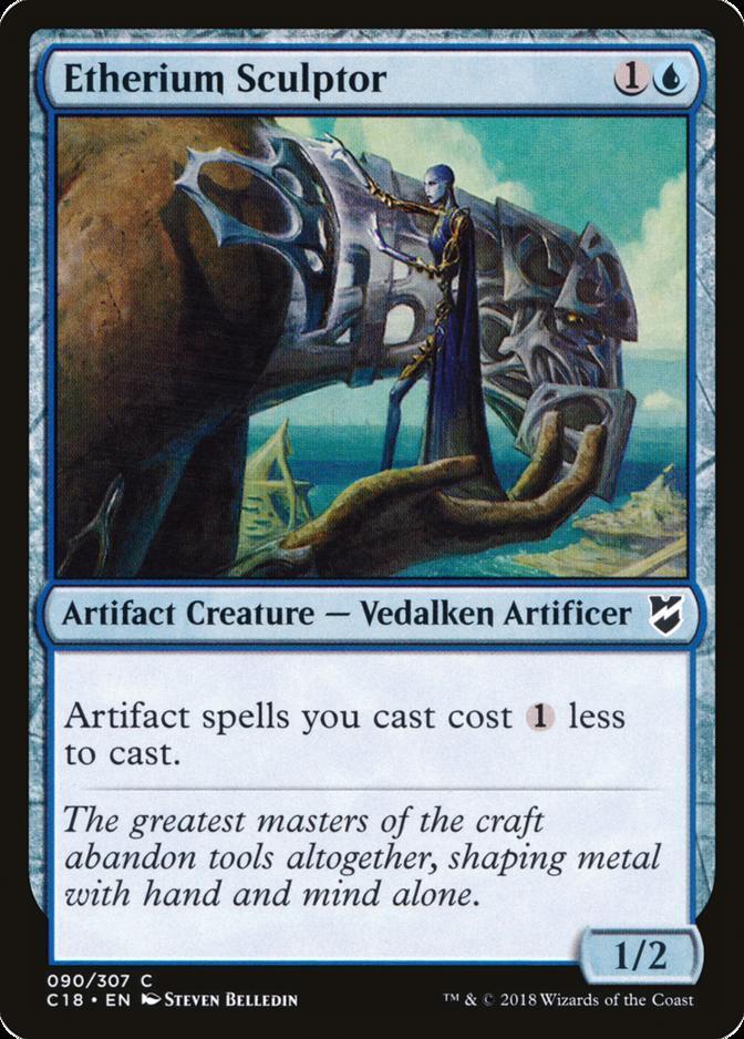 Etherium Sculptor [C18]