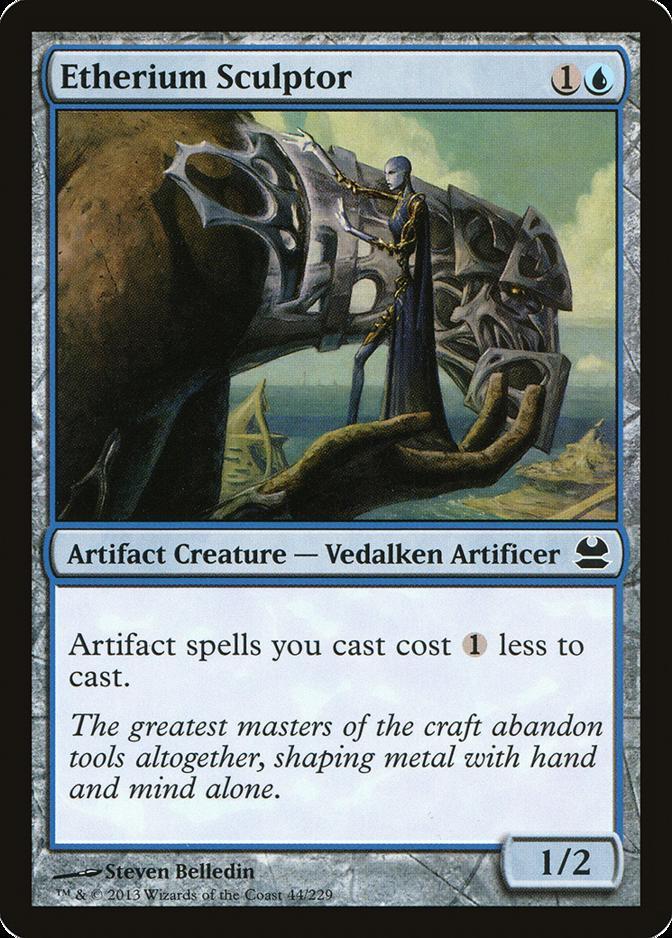 Etherium Sculptor [MMA]